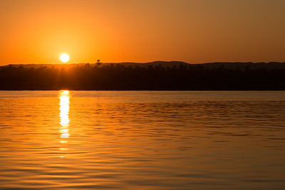 Nile sunrise