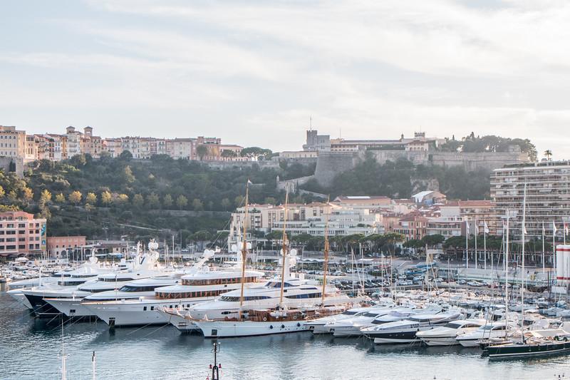 The Rock, Monaco