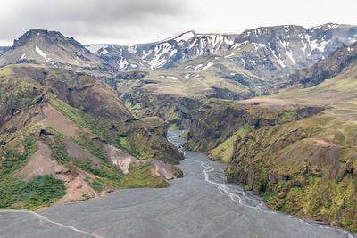 Stakkholtsgjá, Iceland