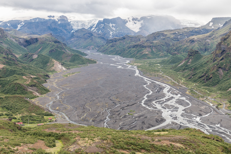 Thórsmörk valley, Iceland