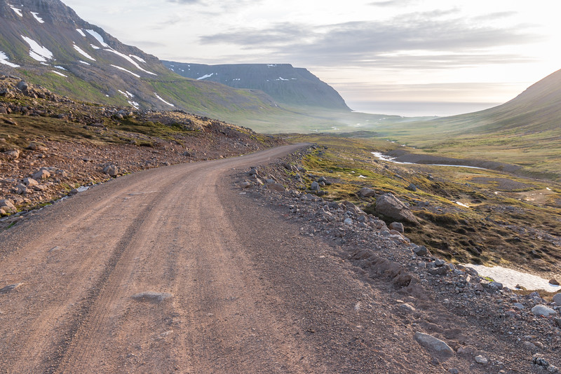 Driving in Iceland - Remote roads and safety