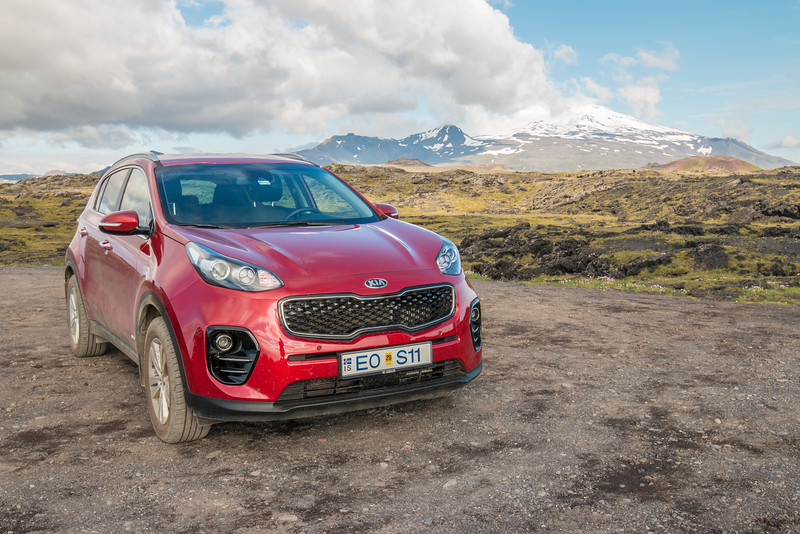 Driving in Iceland - Rental Car