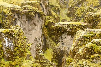 Fjaðrárgljúfur details