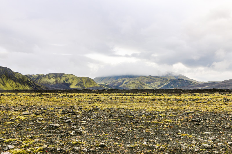 Highlands Landscape, Iceland