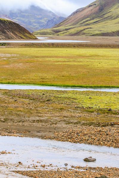 Landscape, Highlands, Iceland
