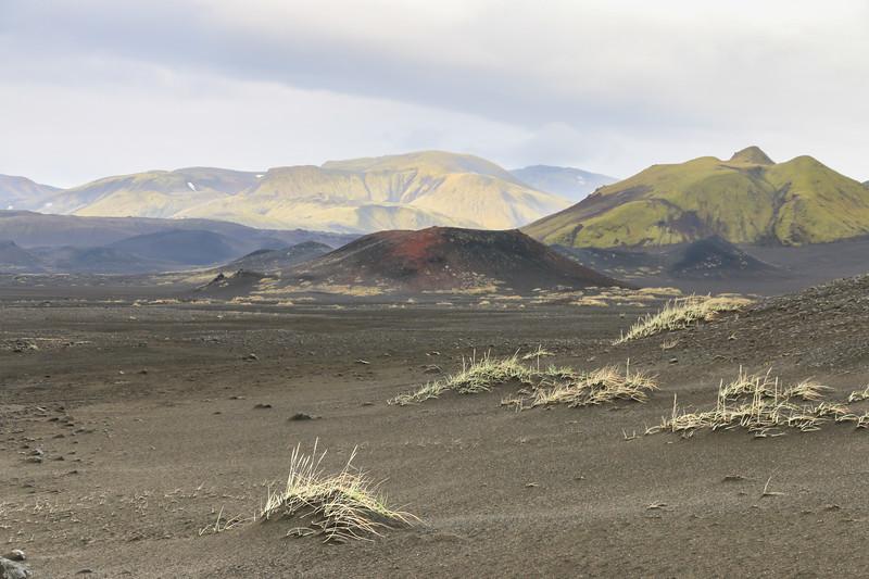 Volcanic desert, Highlands, Iceland
