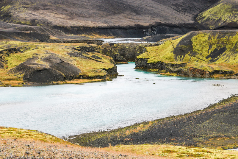 River, Highlands, Iceland