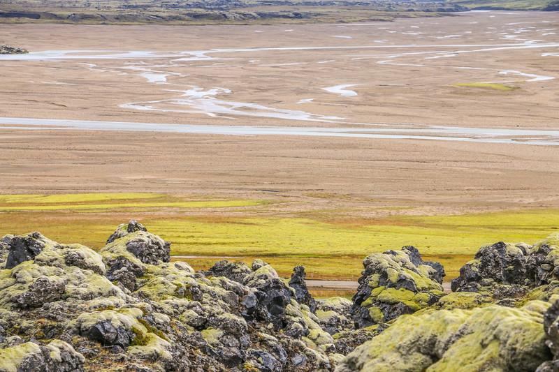 River, Landmannalaugar, Iceland