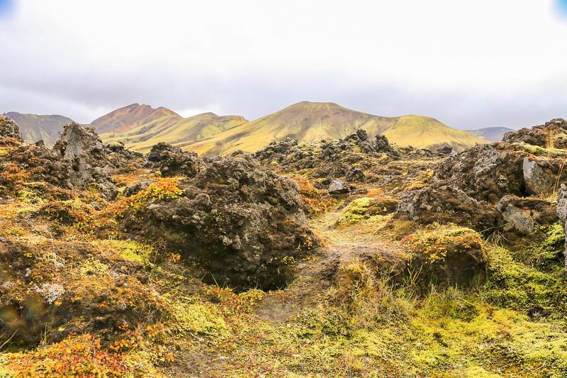 Highlands landscape, Iceland