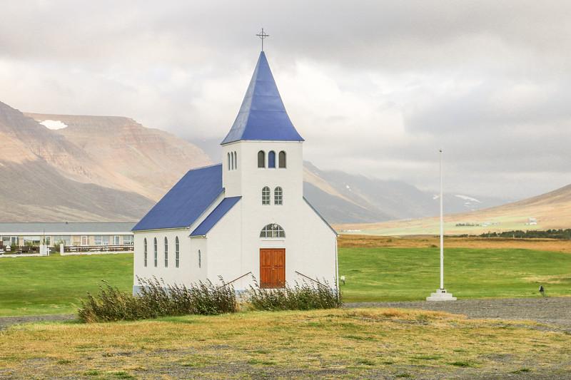 Hofsóskirkja, Iceland