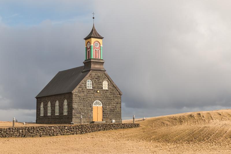 Hvalsneskirkja, Iceland