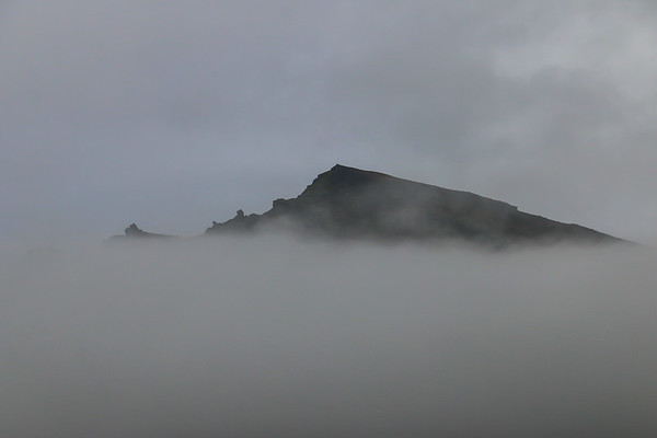 Cloudy moutain