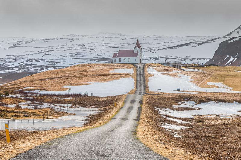 Ingjaldshólskirkja, Iceland