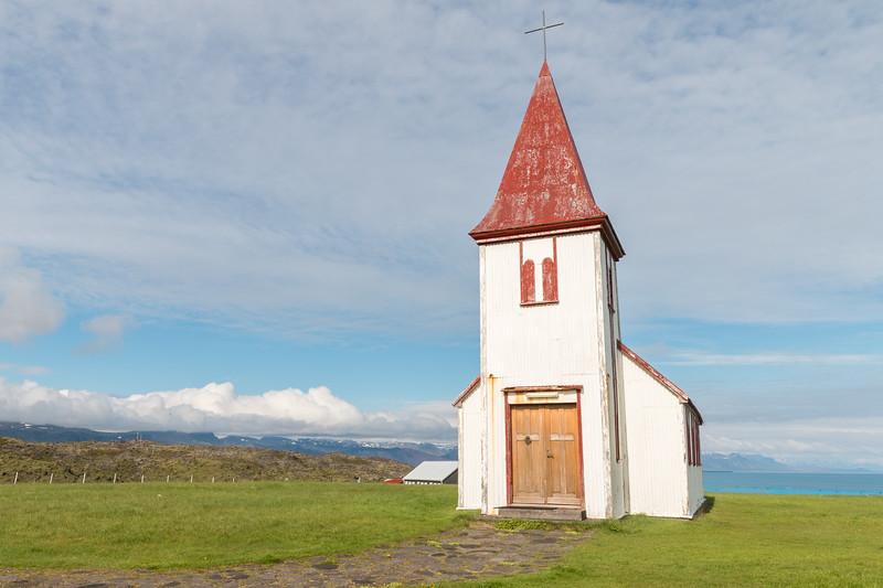 Hellnakirkja, Iceland