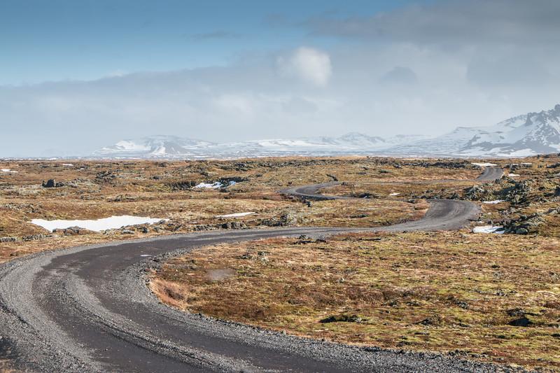 The moonlike landscapes of Iceland