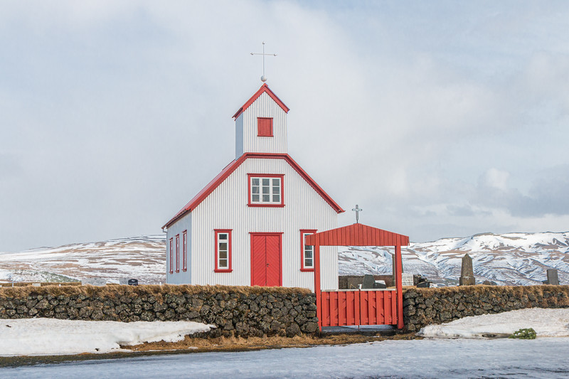 Grafarkirkja, Iceland