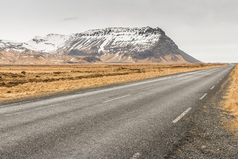 Driving in Iceland - Road 1