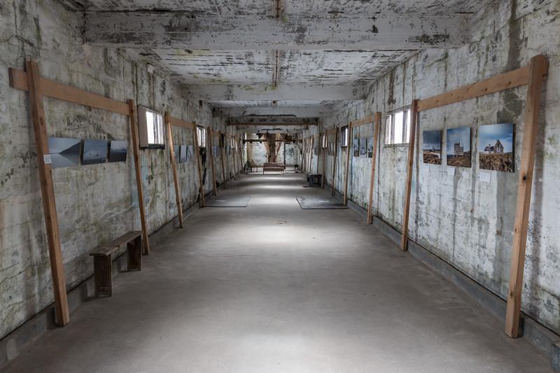 Gallery, Djúpavík herring factory, Iceland