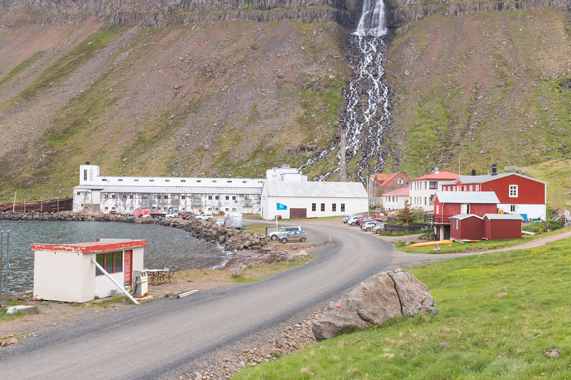 Djúpavík, Iceland