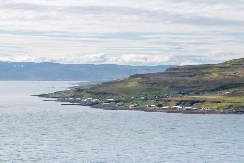 Drangsnes, Iceland