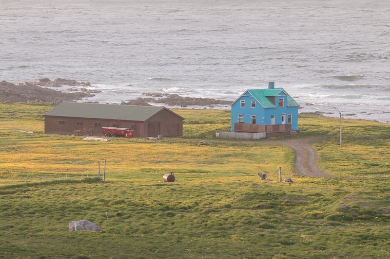 Farm, Iceland