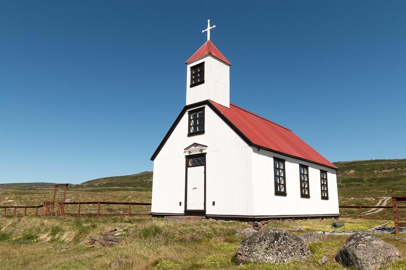 Nauteyrarkirkja, Iceland