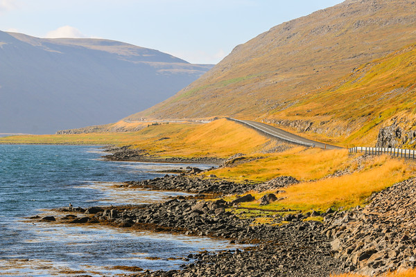 Westfjords road