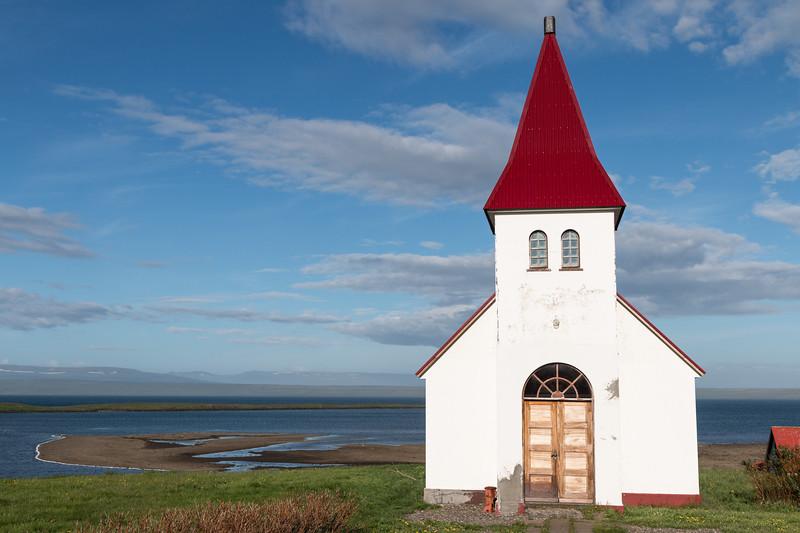 Prestsbakkakirkja, Iceland