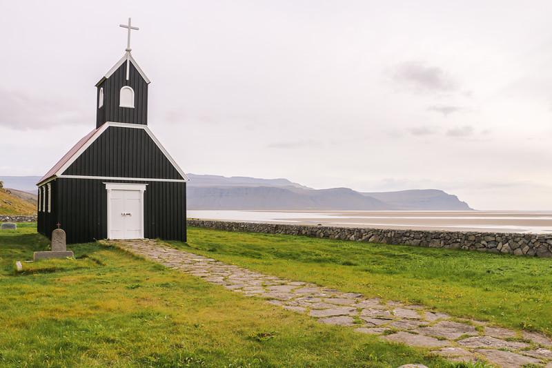 Saurbæjarkirkja, Iceland