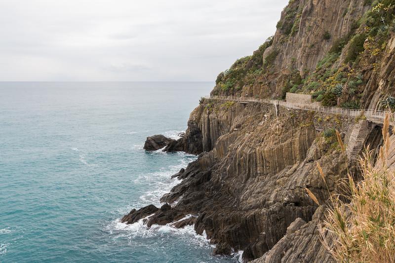 Hiking, Cinque Terre, Italy