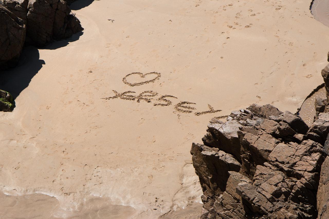 Love Jersey!