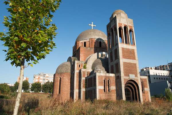 Unfinished Orthodox Church