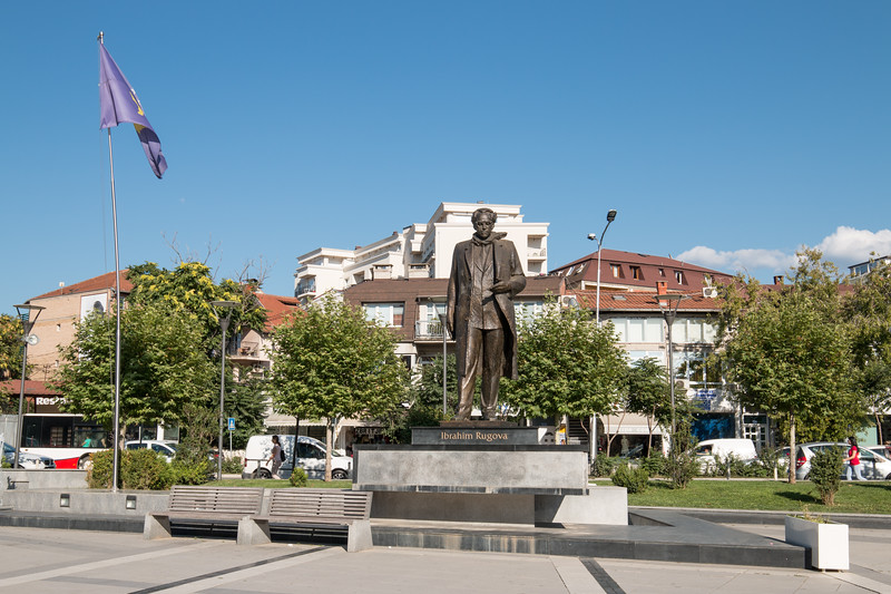 City Center, Pristina, Kosovo