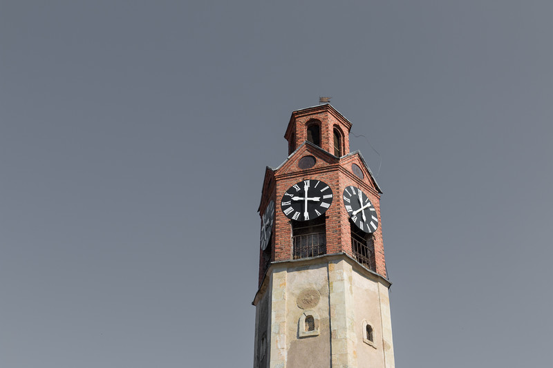 Clock Tower, Pristina, Kosovo