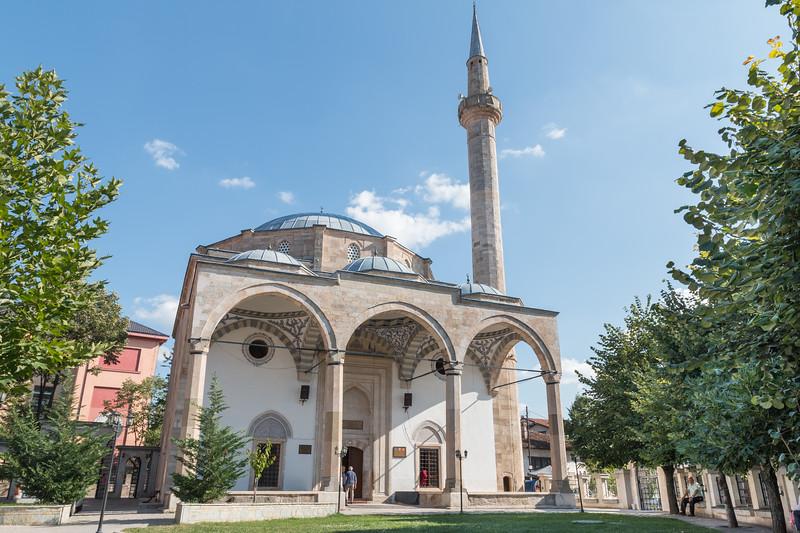 Imperial Mosque, Pristina, Kosovo