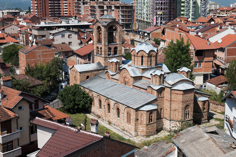 Our Lady of Ljeviš, Prizren, Kosovo