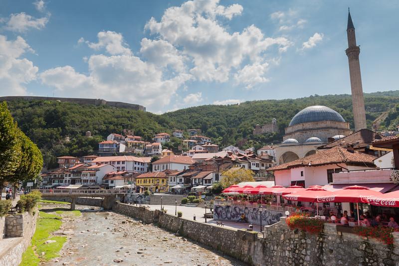 River, Prizren, Kosovo