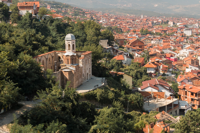 Holy Saviour Church, Prizren, Kosovo