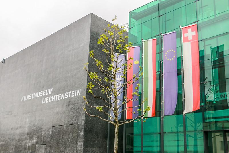 Kunstmuseum, Liechtenstein
