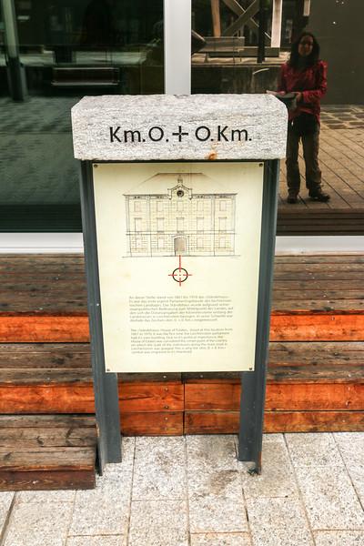 Km 0, Liechtenstein