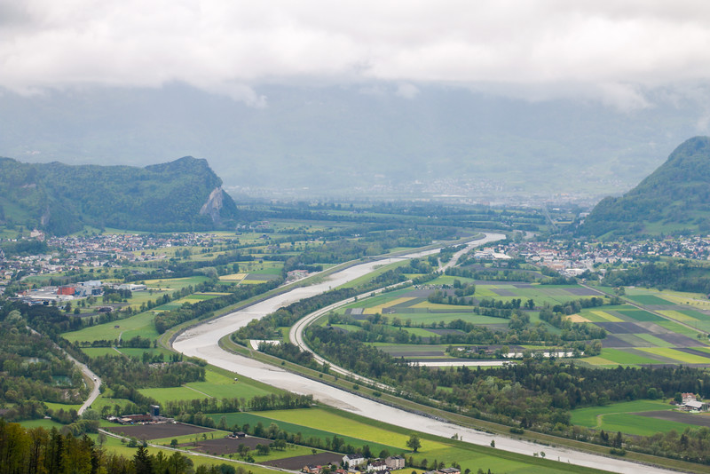 Rhine Valley, Liechtenstein