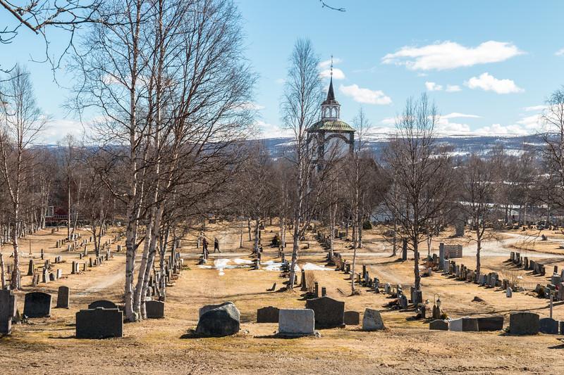 Cemetery, Røros