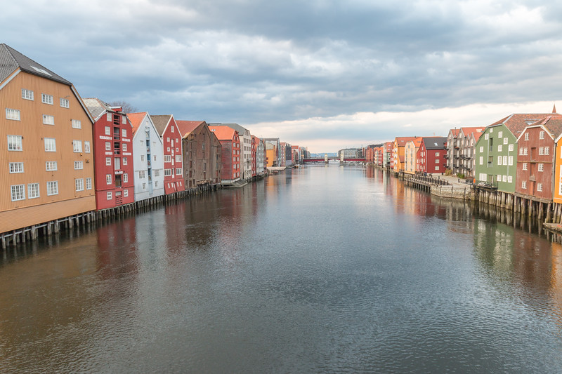 Wharves, Trondheim