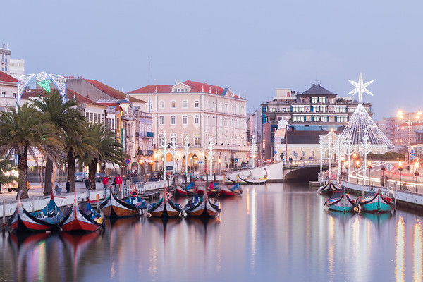 Christmas in Aveiro