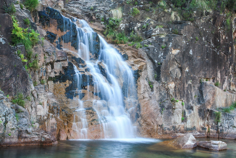 Waterfall, Peneda-Gerês National Park, Portugal