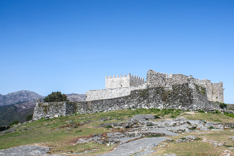 Lindoso Castle, Portugal