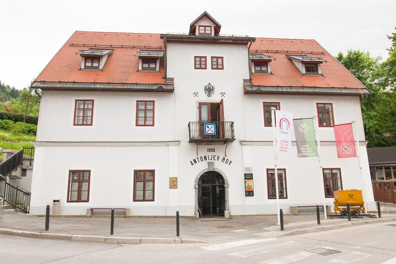 Antonijev Rov, Idrija, Slovenia