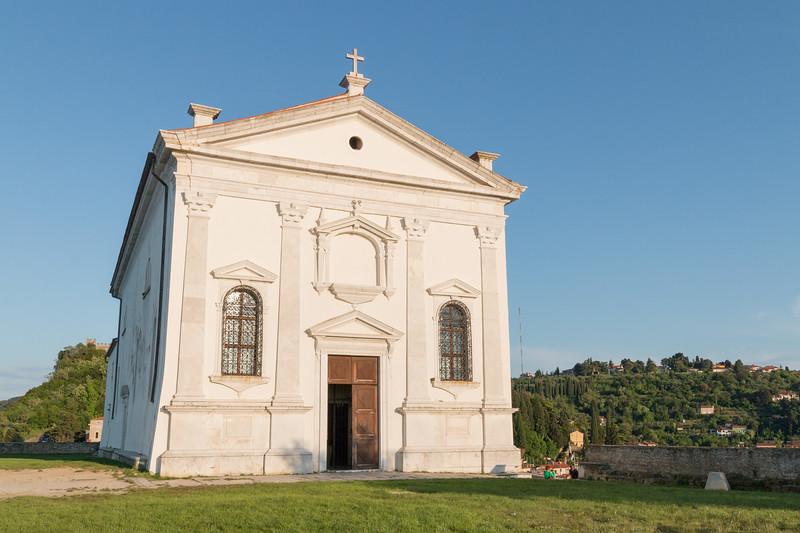 Church of Saint George, Piran, Slovenia