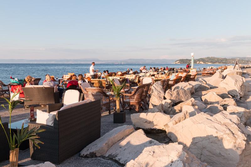 Bars, Piran, Slovenia