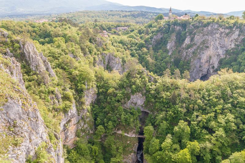 Landscape of the Karst, Slovenia